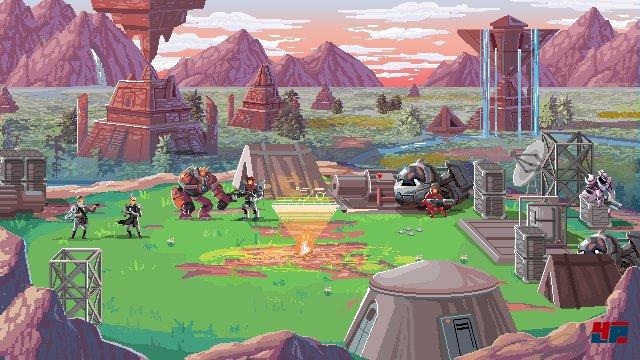 Screenshot - Star Renegades (PC)