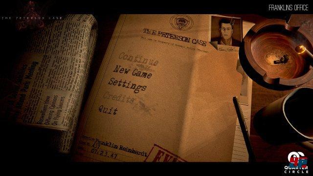 Screenshot - The Peterson Case (PC)