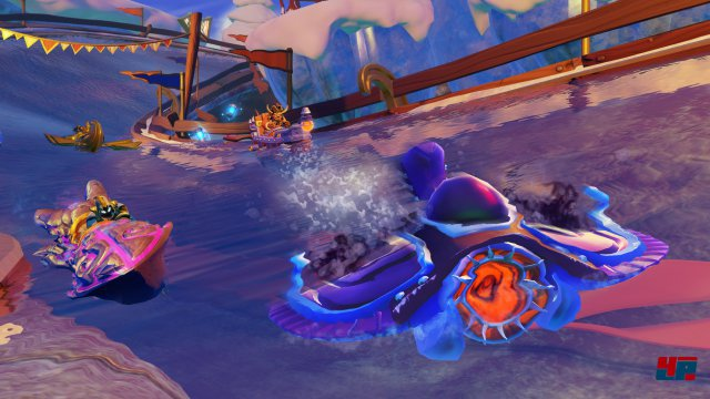Screenshot - Skylanders: SuperChargers (360)