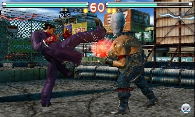 Screenshot - Tekken 3D Prime Edition (3DS) 2250677