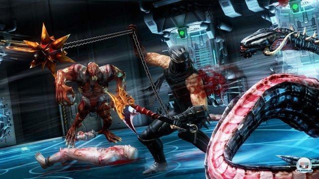 Screenshot - Ninja Gaiden 3 - Razor's Edge (Wii_U) 92416592