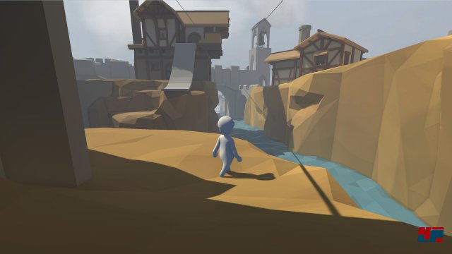 Screenshot - Human: Fall Flat (Linux)