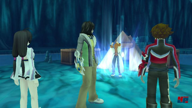 Screenshot - Tales of Hearts (PS_Vita)