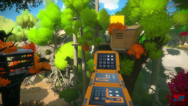 Screenshot - The Witness (PlayStation4) 92519223