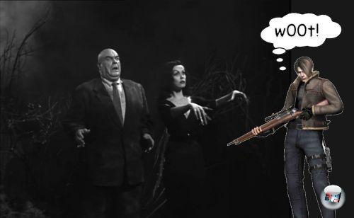 2005 schließlich war das Jahr, in dem Chefredakteur Luibl seinen rabiaten GameCube anketten musste. Was bewog diesen fröhlichen jungen Mann, eines Tages mit Wahnsinn in den Augen und zitternden Fingern auf einen designtechnisch fragwürdigen Würfel zu zeigen und »Kauft ihn euch! JETZT!!« zu hecheln? Klar: Resident Evil 4. Was sonst? 1708567
