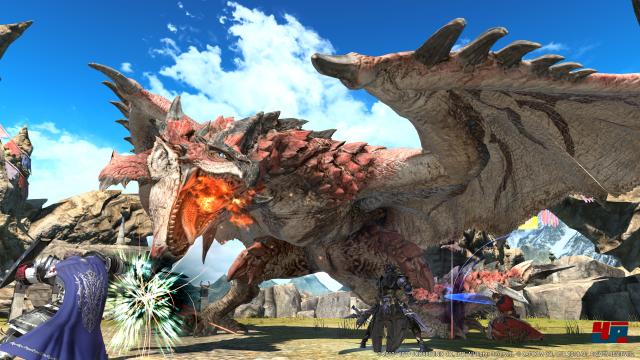 Screenshot - Final Fantasy 14 Online: Stormblood (Mac) 92569354