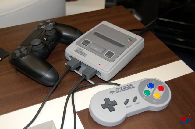 Screenshot - Nintendo Classic Mini: Super Nintendo Entertainment System (Spielkultur)