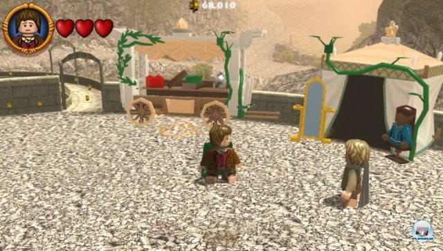 Screenshot - Lego Der Herr der Ringe (PS_Vita) 92425697