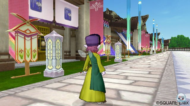 Screenshot - Dragon Quest X Online (Wii) 2277627