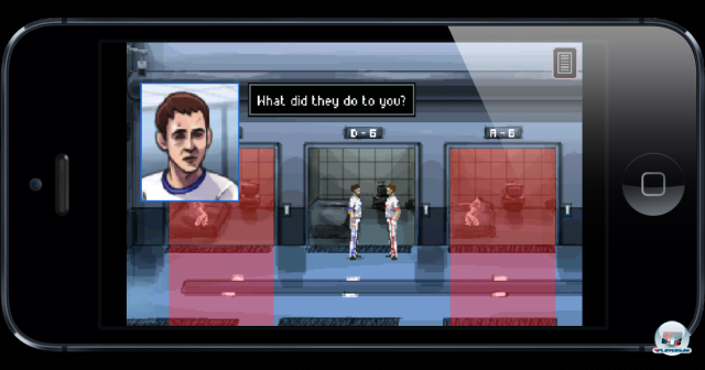 Screenshot - Gemini Rue (iPad)