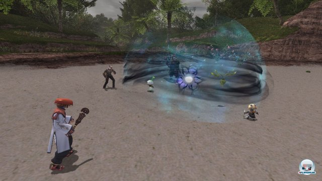 Screenshot - Final Fantasy XI (360) 92447847