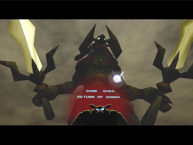 <b>Ganon (Erstauftritt in The Legend of Zelda)</b><br><br>Ein mehrere Meter großer, mutierter Schwertschwinger mit Schweinenase, der die ultimative Verkörperung ist? Das kann man spätestens nach dem furiosen Endkampf in Ocarina of Time bedenkenlos unterschreiben! 1887628