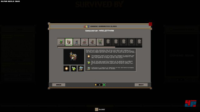Screenshot - Survived By (PC)
