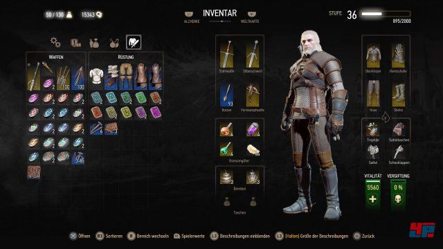Screenshot - The Witcher 3: Wild Hunt - Blood and Wine (PlayStation4) 92526643