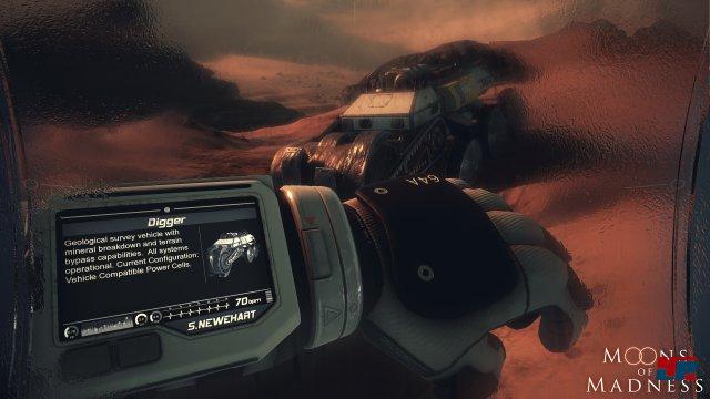 Screenshot - Moons of Madness (PC)