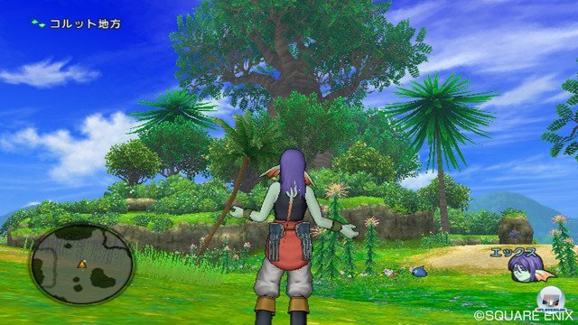 Screenshot - Dragon Quest X Online (Wii) 2365342
