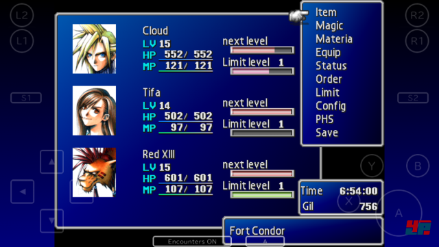 Screenshot - Final Fantasy 7 (iPad) 92512156