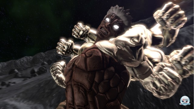 Screenshot - Asura's Wrath (PlayStation3) 2244327