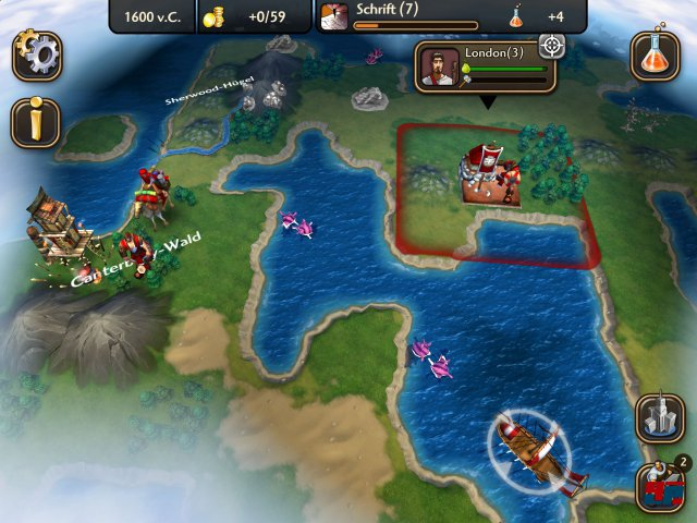 Screenshot - Civilization Revolution 2 (iPad) 92486665