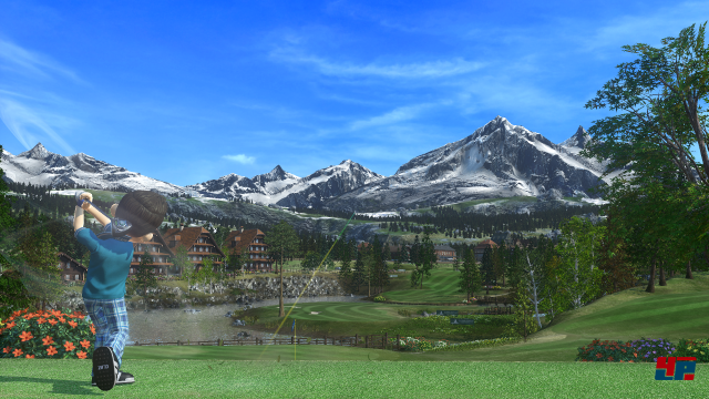 Screenshot - Everybody's Golf (PS4) 92552838