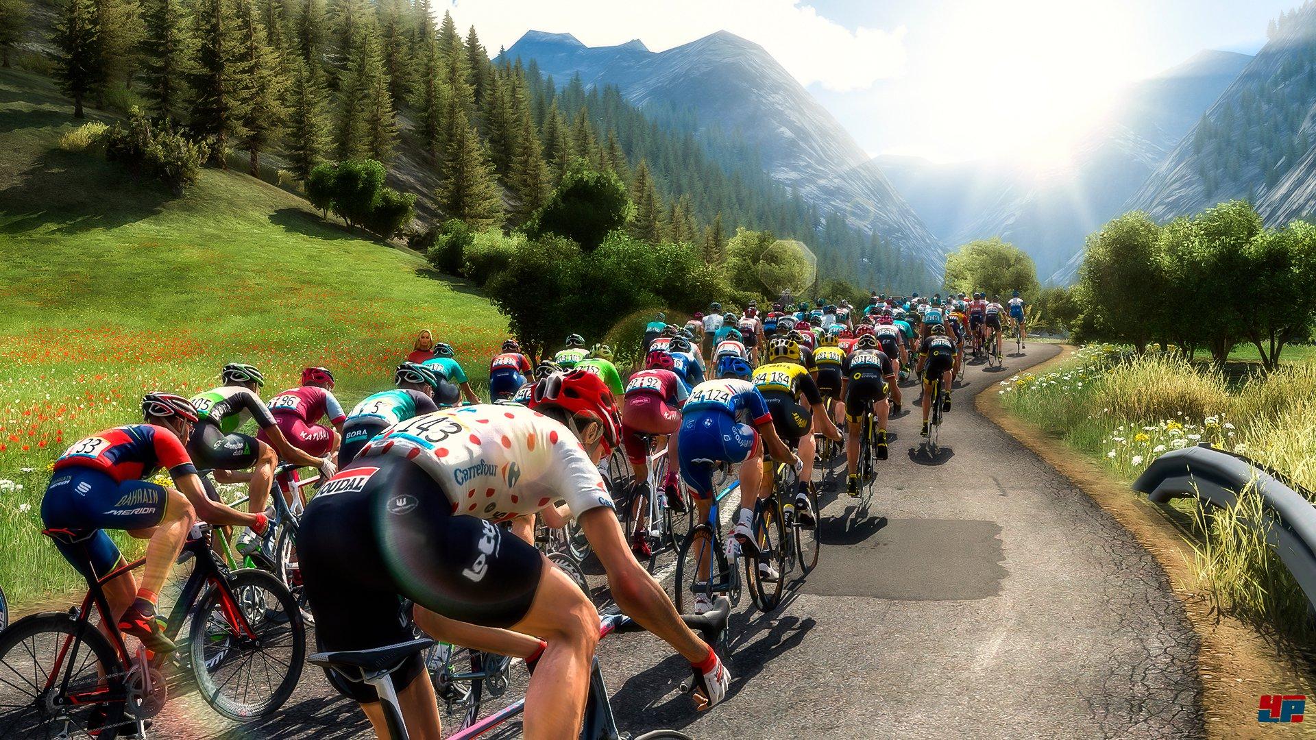 Zwei neue Tour de France 2018-Spiele