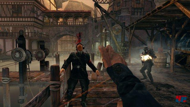 Screenshot - Wolfenstein: The Old Blood (PC)