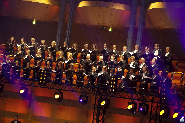 """Mit """"Silent Light"""" arrangierte der finnische Komponist Jonne Valtonen ein famoses St�ck nur f�r Chor."""
