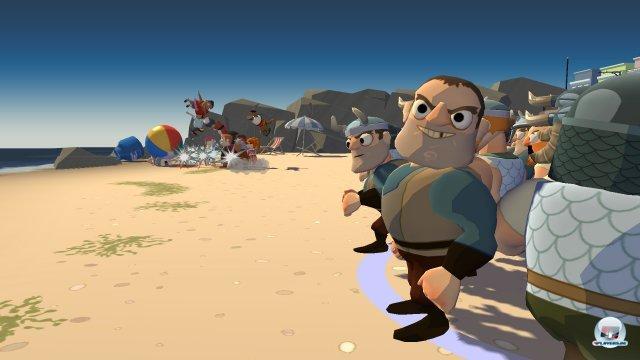 Screenshot - When Vikings Attack! (PlayStation3) 2393587