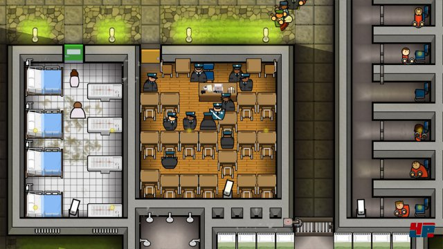 Screenshot - Prison Architect (Switch)