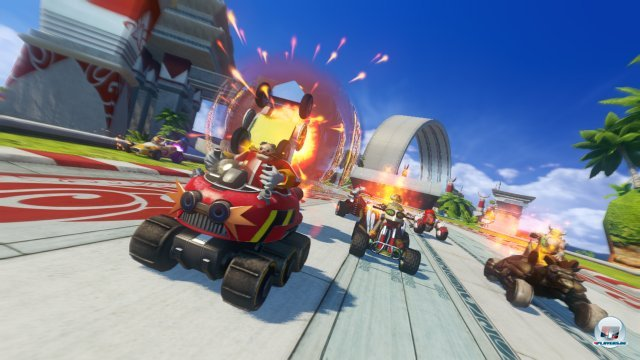 Screenshot - Sonic & All-Stars Racing Transformed (PlayStation3) 2384697