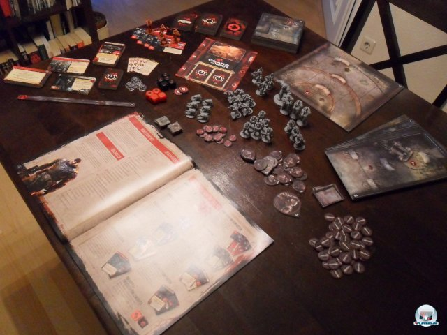 Screenshot - Gears of War - Das Brettspiel (Spielkultur)