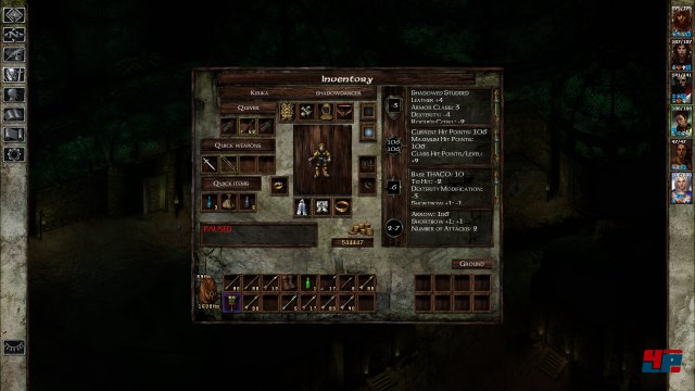 Screenshot - Icewind Dale Enhanced Edition (Android) 92489519