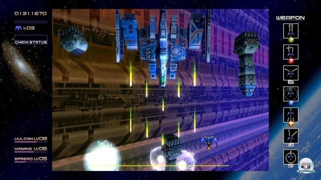 Screenshot - Radiant Silvergun (360) 2234617