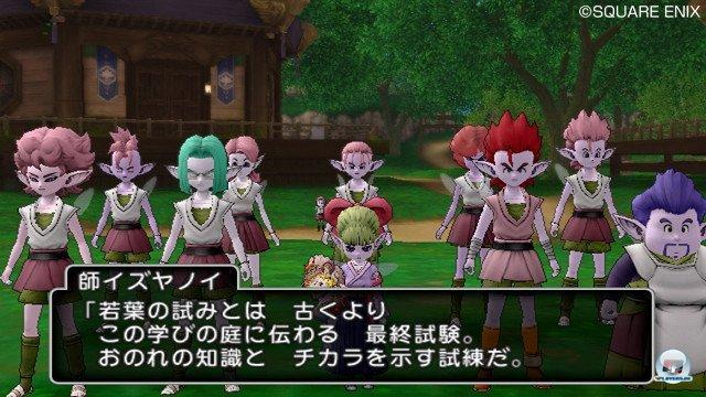 Screenshot - Dragon Quest X Online (Wii) 2357217