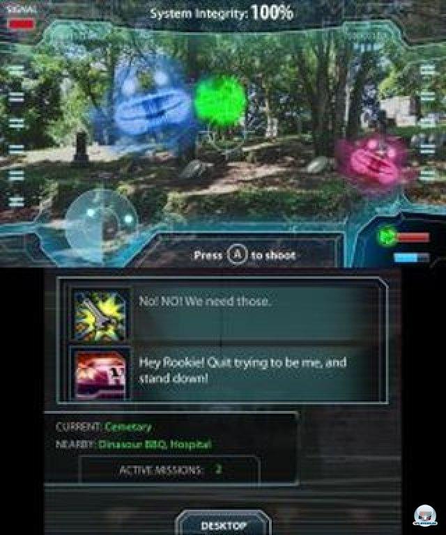 Screenshot - The Hidden (3DS)
