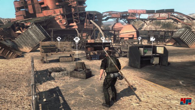 Screenshot - Metal Gear Survive (PC)