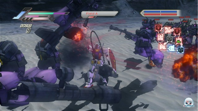 Screenshot - Dynasty Warriors: Gundam 3 (360) 2221604
