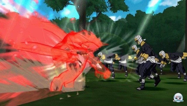 Screenshot - Naruto Shippuden Ultimate Ninja Impact (PSP) 2237297