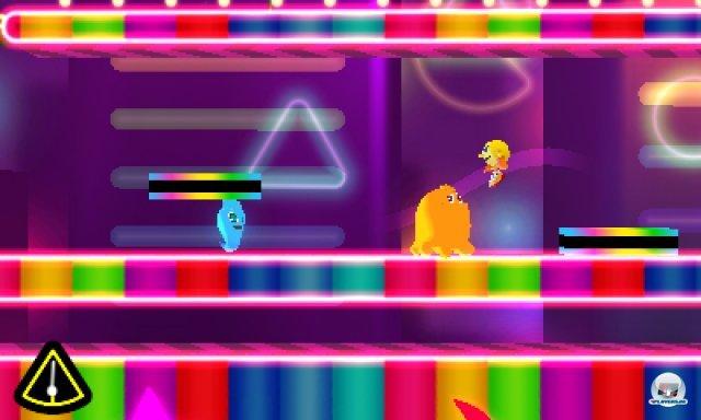 Screenshot - Pac-Man & Galaga Dimensions (3DS) 2257167