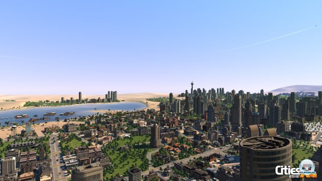 Screenshot - Cities XL 2012 (PC)