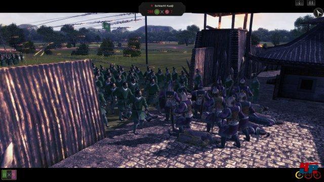Sieht aus wie Total War vor zehn Jahren, spielt sich aber leider nicht so: Die Mechanik der Gefechte ist eher halbgar umgesetzt.