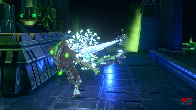 Screenshot - Warhammer 40.000: Mechanicus (Linux) 92579883