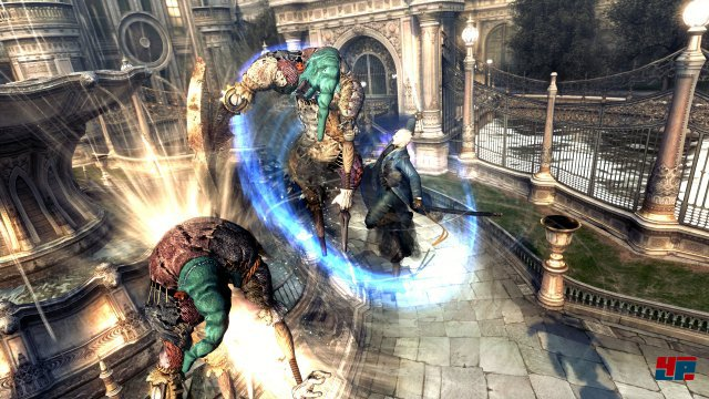 Screenshot - Devil May Cry 4 (PlayStation4) 92504973
