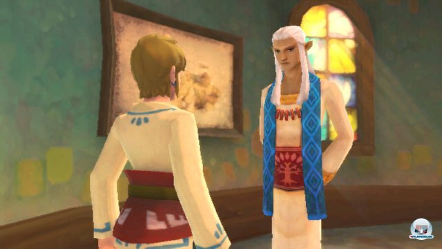 Screenshot - The Legend of Zelda: Skyward Sword (Wii) 2270987