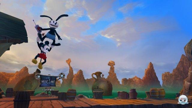 Screenshot - Micky Epic: Die Macht der 2  (360) 2397547
