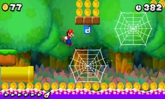 Screenshot - New Super Mario Bros. 2 (3DS) 2373652