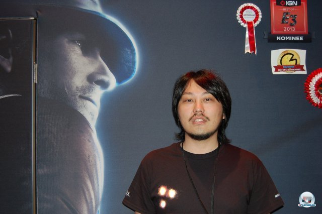 Nach seiner Arbeit an Kingdom-Hearts-Titeln hat Yosuke Shiokawa Spaß an der Abwechslung und dem Mix von Genre-Elementen.