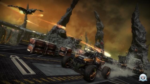 Screenshot - Starhawk (PlayStation3) 2228054