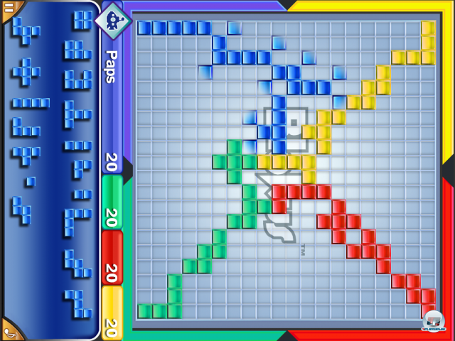 Screenshot - Blokus (iPad)