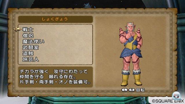 Screenshot - Dragon Quest X Online (Wii) 2357157